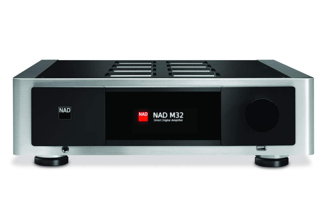 Strata-gee.comAt High End Show, Bluesound & NAD Offer High-End Announcements