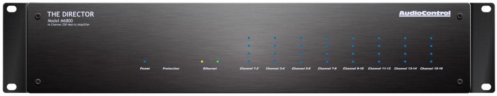 Photo of AudioControl M6800