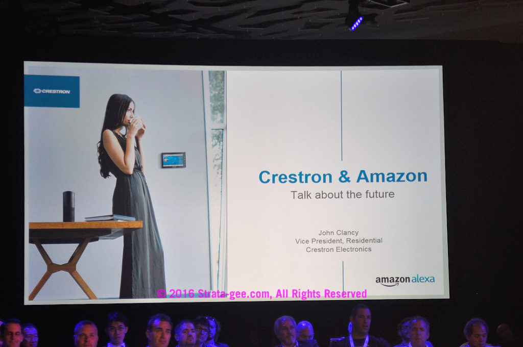 Photo from Amazon keynote