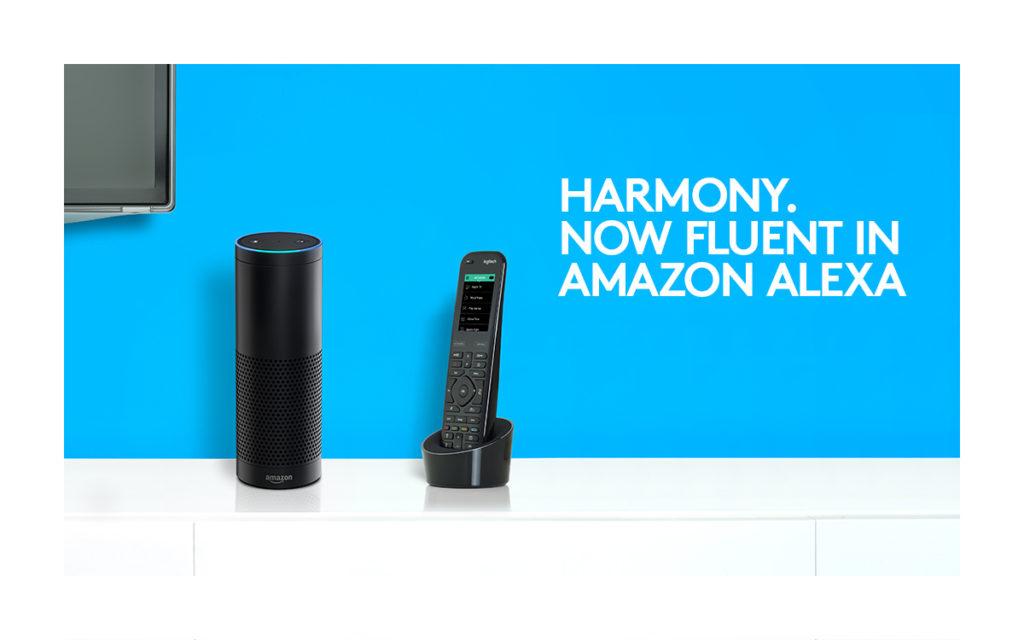 Logitech Harmony & Alexa