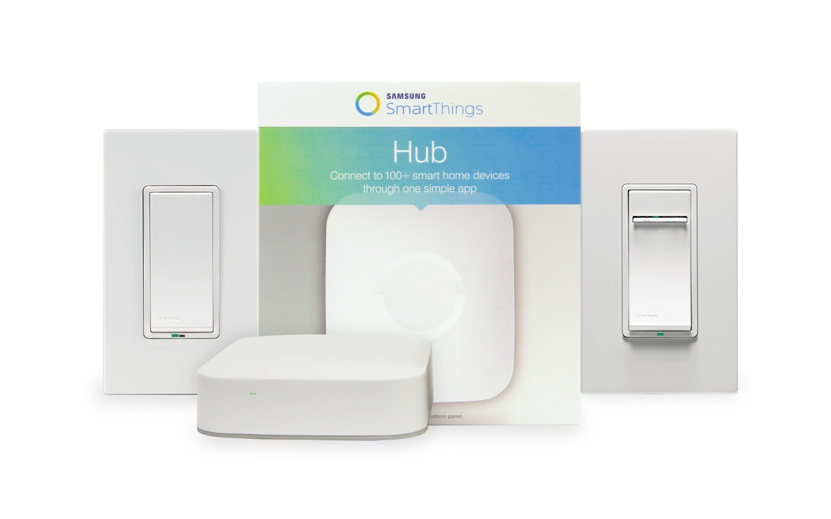 Leviton & Samsung SmartThings Partner on Automation Package - Strata ...