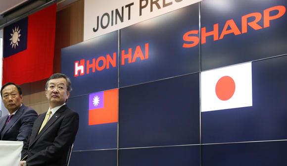 Sharp Hon Hai
