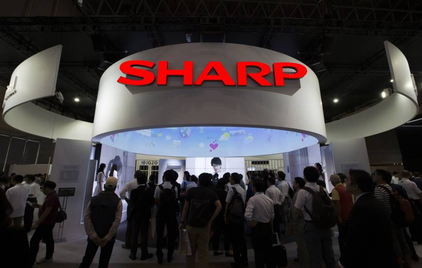 Sharp investing in U.S.