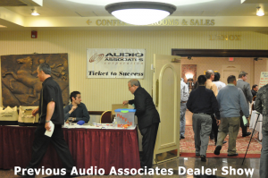 Audio Associates Dealer Show