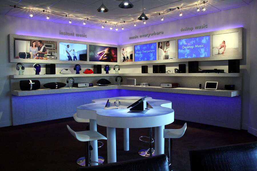 Little Guys Lenbrook i-Fi Showroom