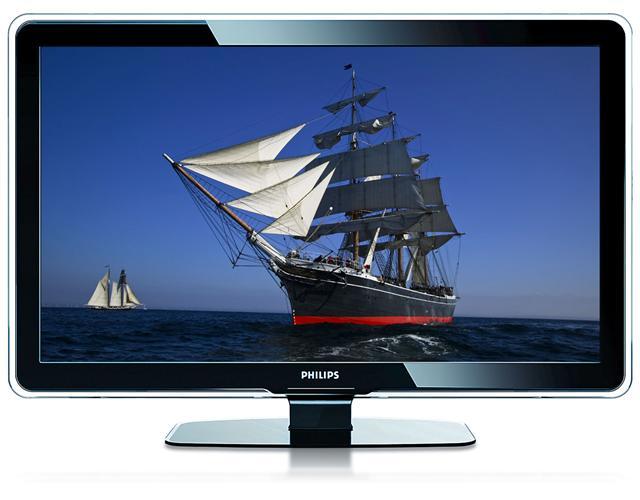 LCD TV PHILIPS