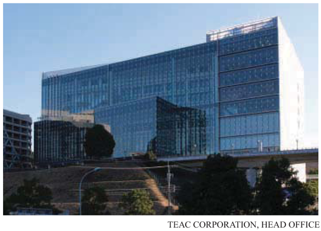 TEAC Corporation Headquarters