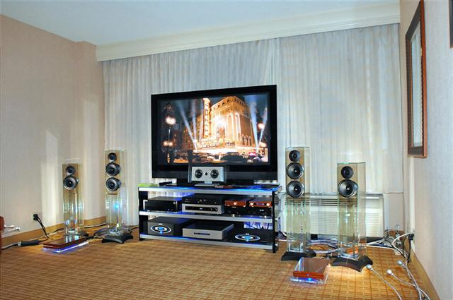 Waterfall Audio Theater