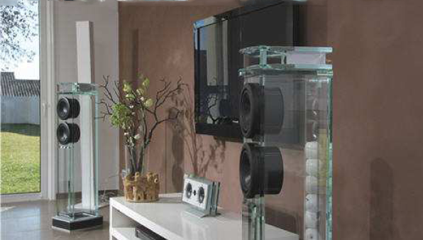 Waterfall Audio System