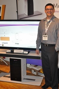 Photo of Todd Beauchamp, Unity Home Theater