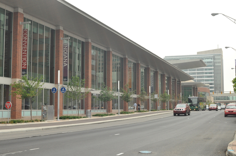 Indiana Convention Center - CEDIA Expo 2011