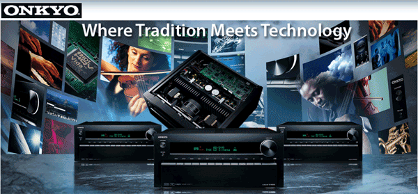 Image from Onkyo Website