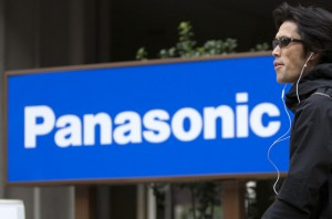 Photo of Panasonic sign