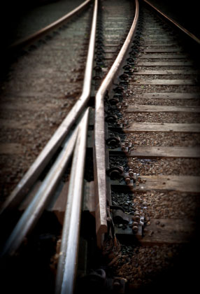 Photo of Railroad Tracks