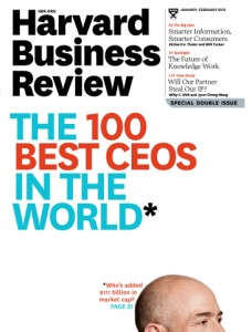 Photo of HBR 100 Best CEOs