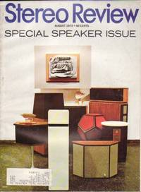Photo of cover of Stereo Review