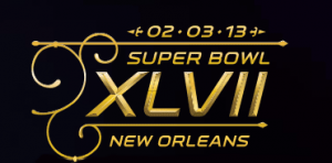 Graphic of Super Bowl Logo