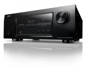 Photo of Denon AVR-E400 A/V Receiver