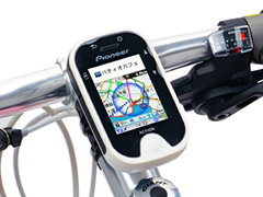 Photo of Pioneer Cycle Navigation device