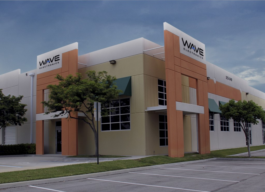 Photo of WAVE's new Dania Beach location