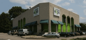 Photo of Electronics Expo store