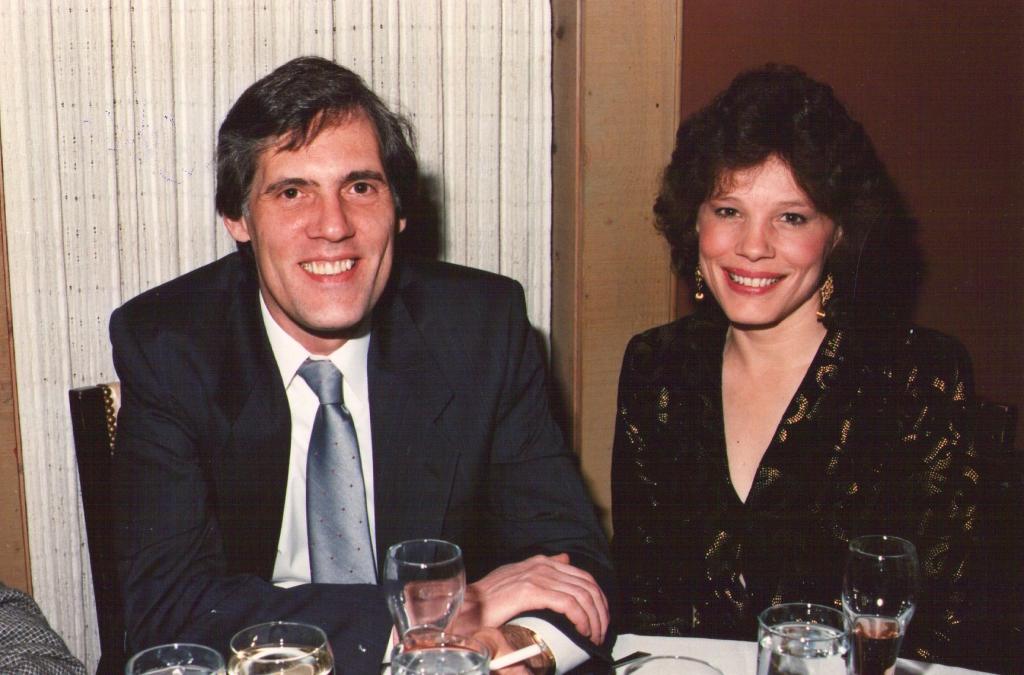 Photo of Jim Thiel and Kathy Gornik