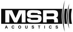 MSR Acoustics Logo