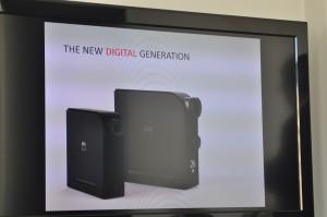 Photo of NAD's New Digital Generation