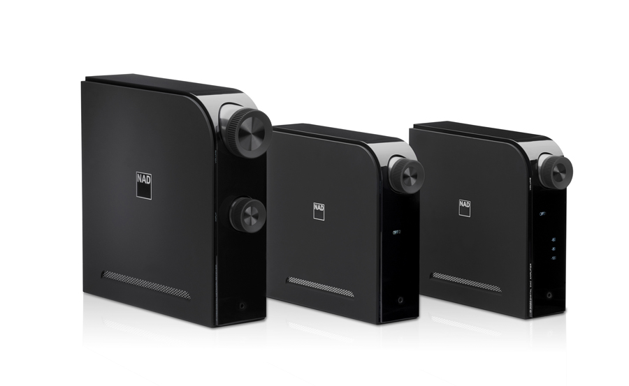 Photo of NAD Digital Music Systems