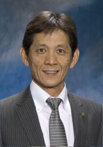 Photo of Takuya Nakata, Yamaha Corporation