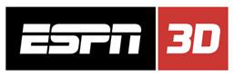 ESPN 3D logo