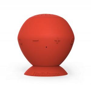 AudioSource Sound pOp in red