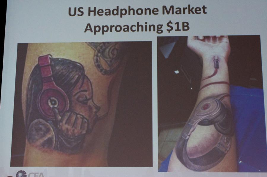 Beats tatoo