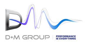 D&M Group logo