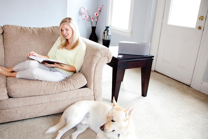 Photo of Wren V5 in lifestyle setting