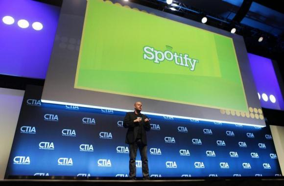 Spotify's Daniel Ek, CEO & Co-Founder
