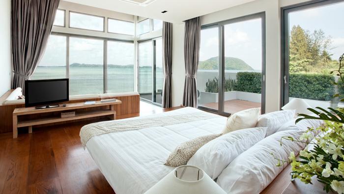 Photo of bedroom with Clio