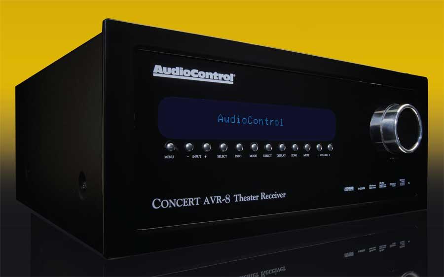 Audio Control AVR-8