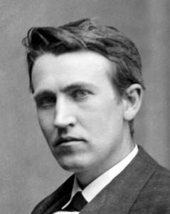 Picture of Thomas Edison