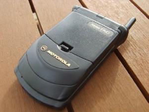 Photo of Motorola StarTAC