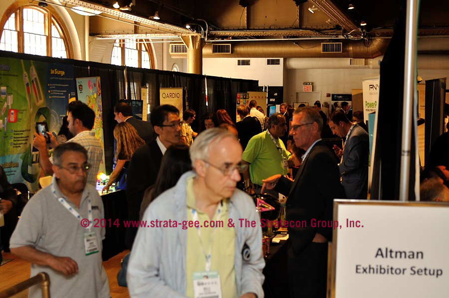 CE Week show booths
