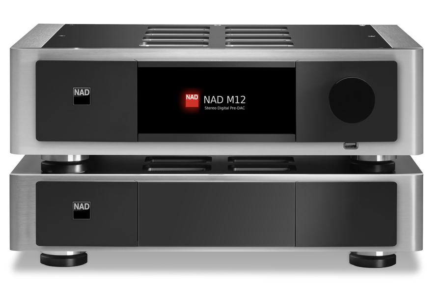 Photo of the NAD M12/M22