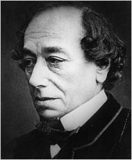 Photo of Benjamin Disraeli