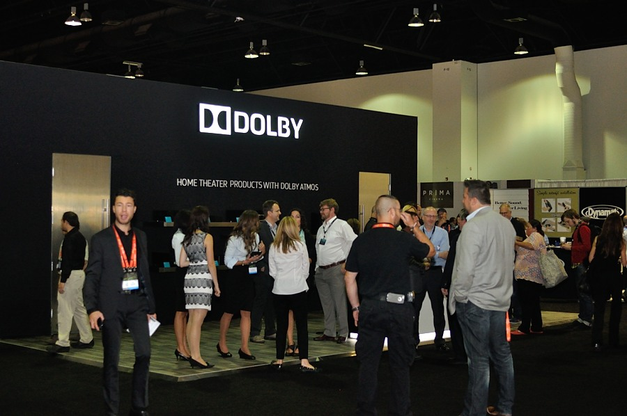 Dolby Booth