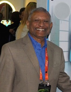Photo of TiO's Vinu Patel
