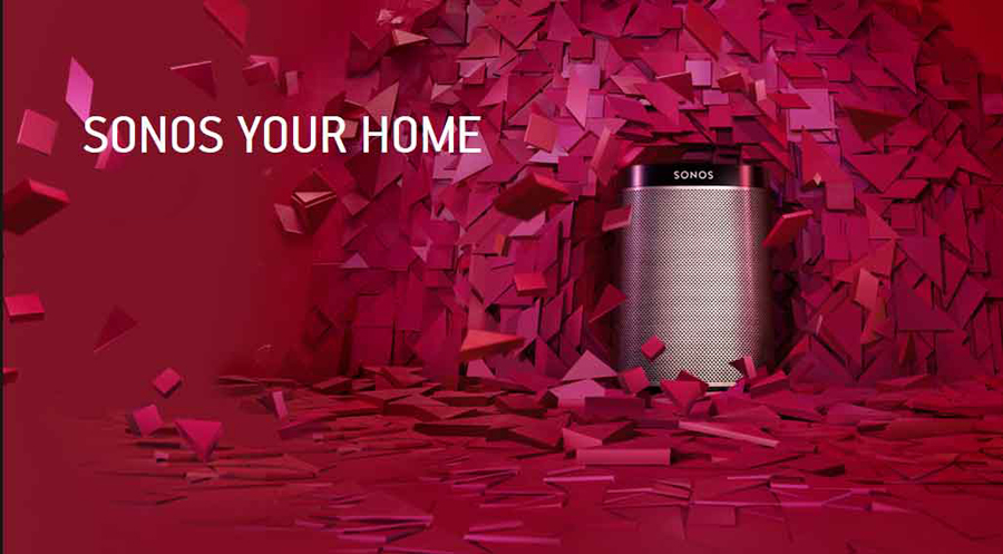 Image from Sonos website