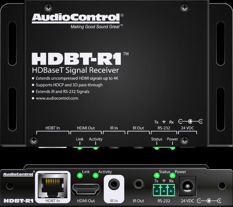 Photo of Audio Control HDBT-R1
