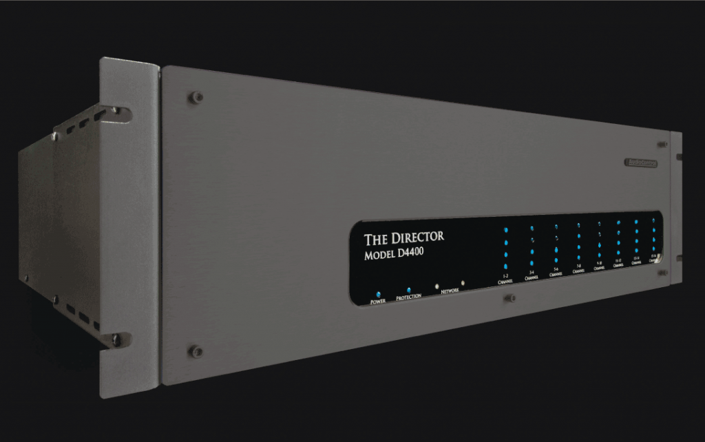 Photo of AudioControl D4400