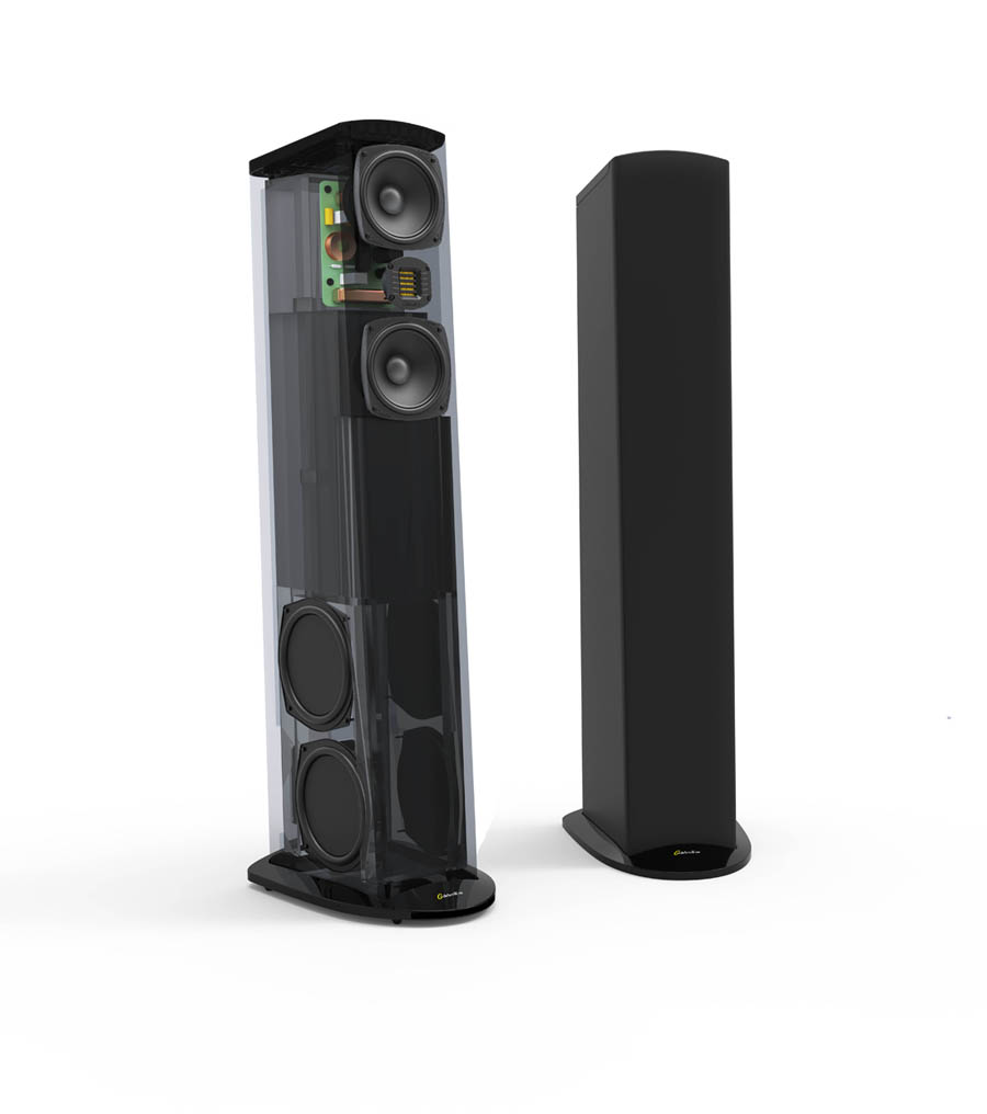 Photo of GoldenEar Triton Five Towers