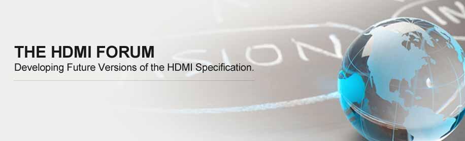 Graphic of HDMI Forum